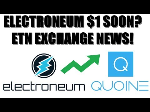 NEW ELECTRONEUM EXCHANGES!! ETN CEO INTERVIEW AND PARTNERSHIP
