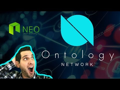 Ontology Network – ONT | Decentralized Trust Ecosystem | NEO Blockchain | Airdrop ICO