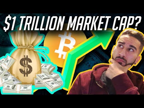 $1 TRILLION MARKET CAP? CRYPTOCURRENCY BULL RUN COMING SOON? – CRYPTOCURRENCY MARKET UPDATE
