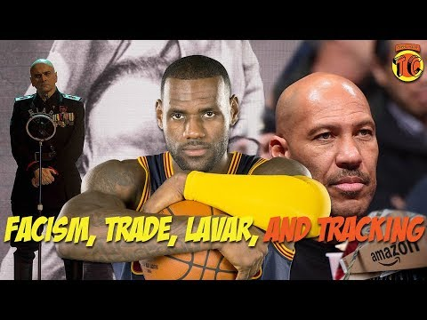 TC84: LIVE Marathon, Neo-Facism, NBA Trades, Lavar Ball, and Tracking Employees Patented by Amazon