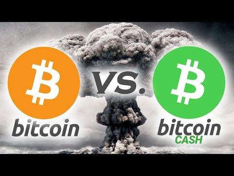 Bitcoin Core vs. Bitcoin Cash – DRAMA EXPLAINED