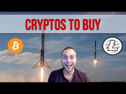 Cryptocurrency Markets Soar | What am I Buying Today?