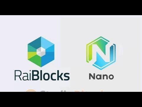 Como Minerar RailBlocks – Nano Online