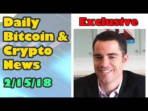 Exclusive with Roger Ver – Crypto Market Recovery [Bitcoin and Cryptocurrency News]