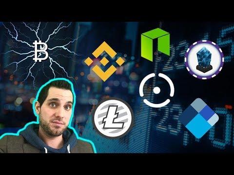 Seele | Litecoin Surges! Binance NEP-5 Token – RPX | Lisk | BTC LN | LSK LTC NEO BNB