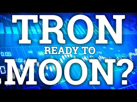 TRON (TRX) READY TO MOON? COIN PRICE PREDICTION 2018, FORECAST, NEWS, CRYPTOCURRENCY REVIEW!