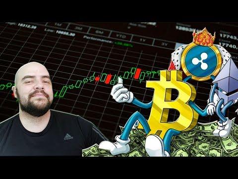 Reacción Alcista de Bitcoin, Ethereum y Ripple ¿Debemos Comprar? |Análisis de Mercado