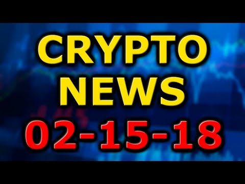 Cryptocurrency Market Recovery, Ripple Bank Adoption, Canada XRP Trading Pair (Crypto News 02/15/18)