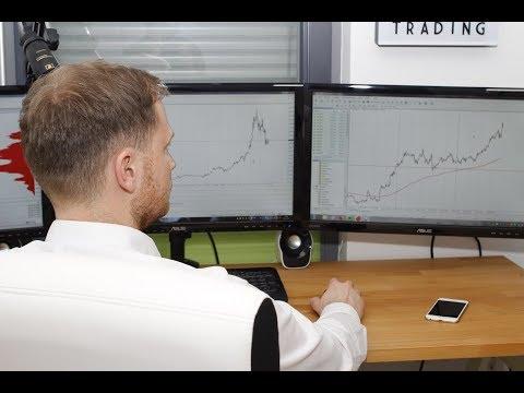 Marktupdate: DAX, BITCOIN, GOLD & EUR/USD