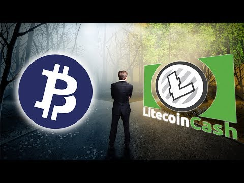 Are BITCOIN PRIVATE and LITECOIN CASH legit HARD FORKS?