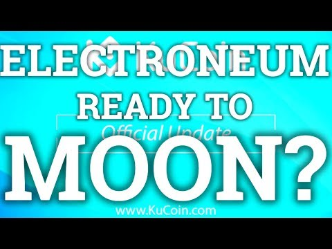 ELECTRONEUM ETN LISTED ON KUCOIN? CRYPTOCURRENCY PRICE PREDICTION 2018 + COIN UPDATE + REVIEW! BUY?