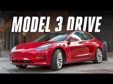 Tesla Model 3 first impressions feat. MKBHD