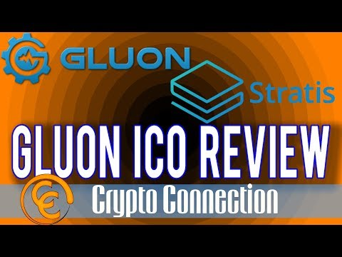 Stratis Platform's First ICO! – Let's look at Gluon!