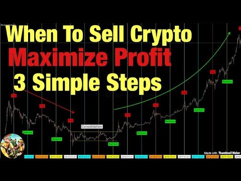 When To Sell Cryptocurrency – 3 Simple Steps (Taking Profit)