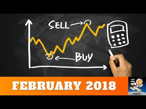2 Cryptocurrencies for February 2018 – When to Buy a Coin