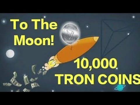 TRON BULLRUN EXPECTED WHEN (TRX) ADDED TO coinbase