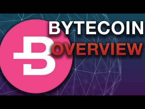 Bytecoin Review – BCN Price Prediction 2018