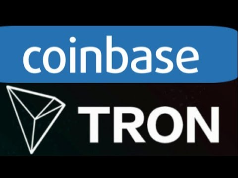 TRON VALUE COULD MOONSHOT IF $TRX IS ADDED TO COINBASE