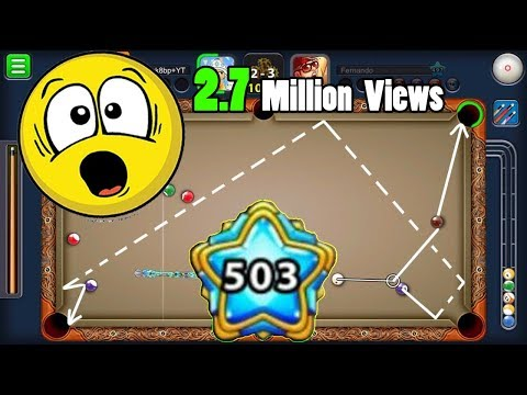 8 Ball Pool 1000 Billion Coins Fernando 503 Level ) + OMG Berlin Total indirects #2