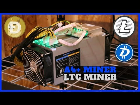 Innosilicon A4+ Scrypt LTC ASIC Miner Review – Most Energy Efficient ASIC + A6