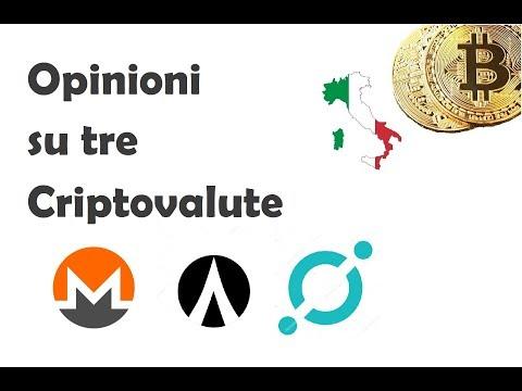 Opinioni su 3 criptovalute | Monero – Dentacoin – Icon