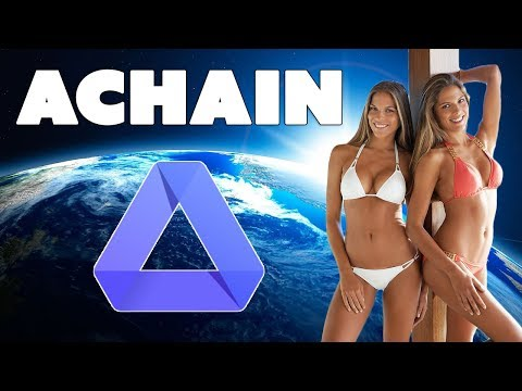 Achain (ACT) Review – Better than NEO, Qtum and Ethereum? (plus ACT Giveaway!!!)