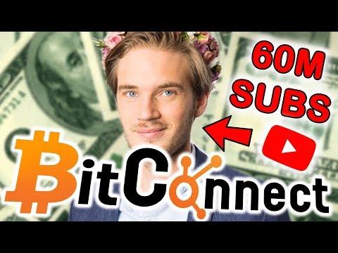 PewDiePie talks about BITCONNECT + Top 3 Carlos Matos REMIXES