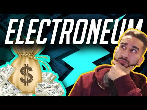 $1 ETN? HUGE ELECTRONEUM BULL RUN COMING! BIG ANNOUNCEMENTS – ELECTRONEUM ETN CRYPTOCURRENCY