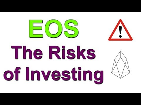 The Risks of Investing in EOS – Not FUD