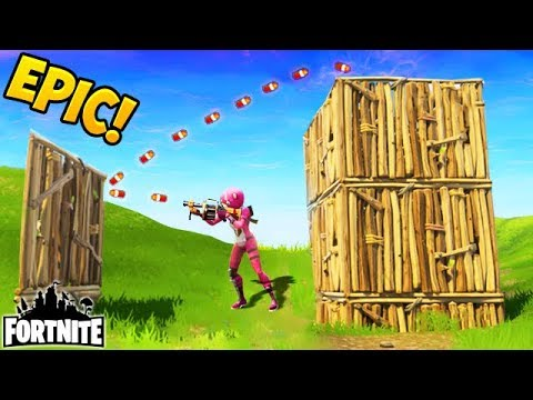 5000 IQ Grenade Launcher! – Fortnite Funny Fails and WTF Moments! #110 (Daily Moments)