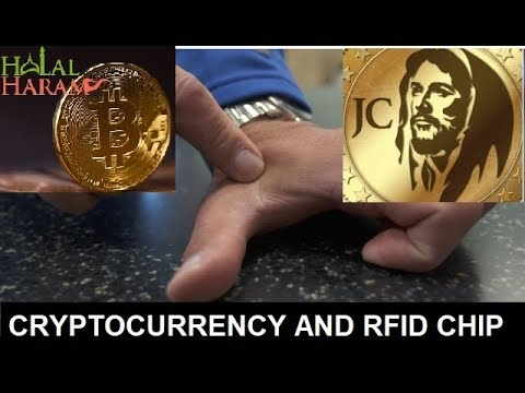 Islamic Cryptocurrency – Jesus Coin – Human RFID Is Probably Next!