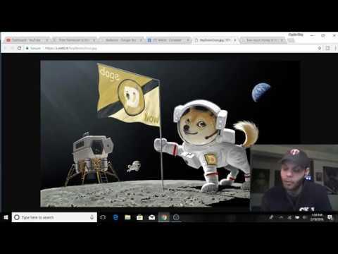 Dogecoin HUGE NEWS .. & LTC Giveaway CKJ Crypto NEWS