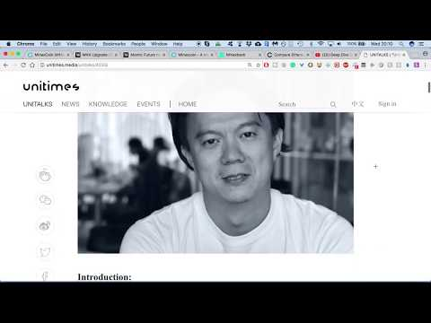 Omisego & Minexcoin – Decentralised exchanges and atomic swaps are the future!