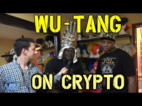 Wu-Tang Clan: Taxation Is Theft, Cryptocurrency Is The Future (Anarchapulco 2018)