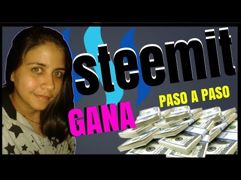 GANA CON STEEMIT PASO A PASO | MAY VIL