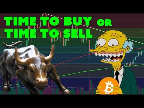 Where's the Cryptocurrency Market Going? Time to Buy or Sell Bitcoin?