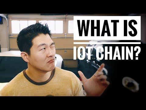 What is IoT Chain? – Better than IOTA? – #REVIEW