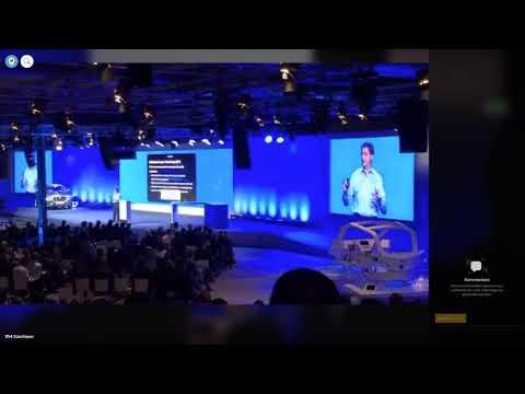VW CDO Johann Jungwirth on IOTA @ BCW18