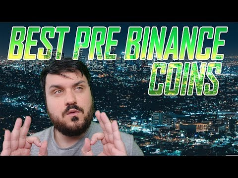 Best Pre-Binance Coins
