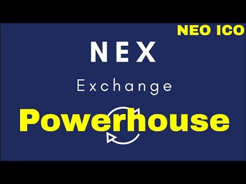NEX Exchange Neo's DEX Powerhouse!