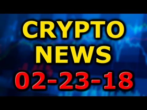 Cryptocurrency Market Recovers, Nano XRB Twitch Donations, Petro Gold (Crypto News 02/23/18)