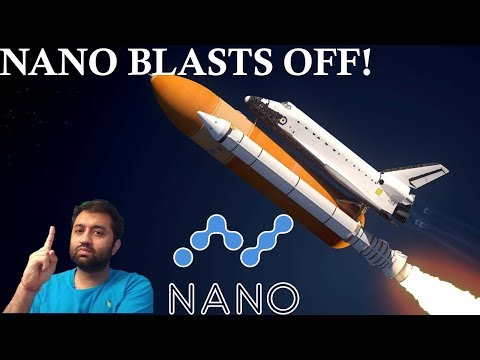 Why is NANO Mooning? | Cryptocurrency Market Update Q&A Live!