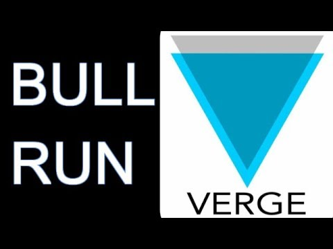 Verge Surge In Price Coming XVG Bullrun For all Privacy Cryptos Coming