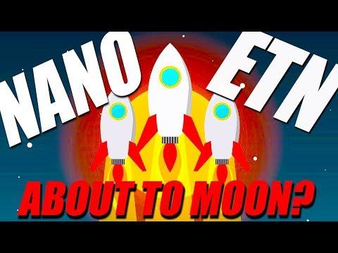 ELECTRONEUM HUGE WEEK COMING UP! NANO/RAIBLOCKS MOONS? NANO PRICE PREDICTION 2018 TOP ALTCOINS 2018