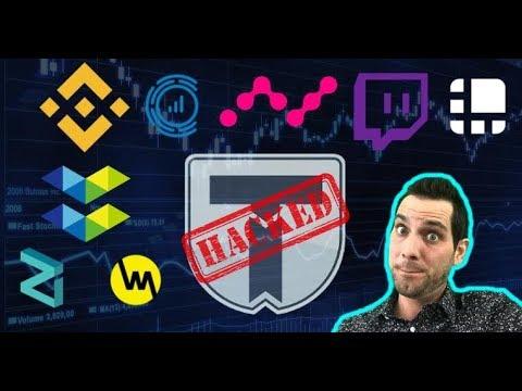 Titanium BAR Hack! Twitch NANO Payments | Binance Vote | Robinhood | Ledger XRB ELA ZIL COV WPR BNB
