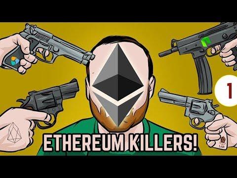 Ethereum Killer EOS – Part 1