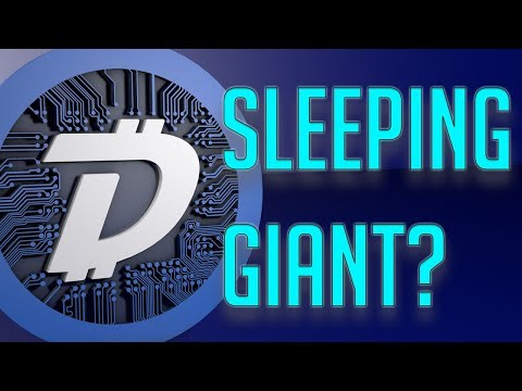 This Is Why DIGIBYTE Is The Sleeping Giant Cryptocurrency For 2018!