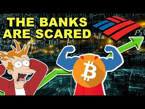 Banks Crying to Daddy! – Bank of America Losing to CryptoCurrency – Crypto News
