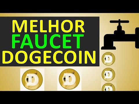 A MELHOR FAUCET DE DOGECOIN DO MOMENTO GANHE ATÉ 57 DOGECOINS EM 24H PAGANDO NA CARTEIRA FAUCETHUB