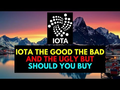 Is IOTA still a good buy in 2018